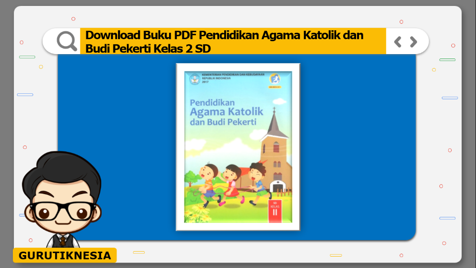download buku pdf pendidikan agama katolik dan budi pekerti kelas 2 sd