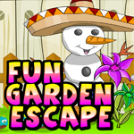 Games4King Fun Garden Escape Walkthrough