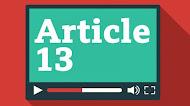 আর্টিকেল ১৩ ( Article 13) কী? ইউটিউবারদের নতুন আশংকা