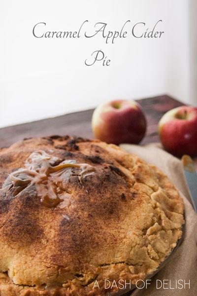 dessert, different apple pie, apple pie recipe, pie recipes, gluten free pies, gluten free pie crust, gluten free apple pie, caramel apple pie, apple cider pie, gluten free desserts, fall recipes, fall desserts, a dash of delish pies, pinterest, pinterest desserts, pinterest pies