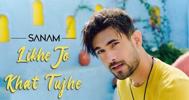 Likhe Jo Khat Tujhe Lyrics - Sanam