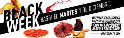 Muestra productos gourmet de León para el Black Friday