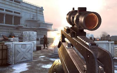 Screenshot Modern Combat 3 Fallen Nation