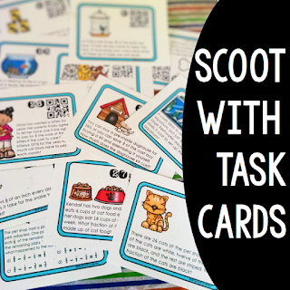 https://www.teacherspayteachers.com/Product/Fractions-Task-Cards-1984075