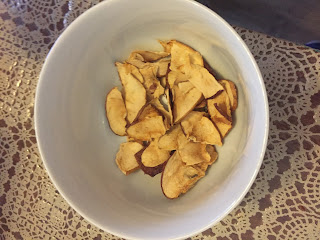 Nim's Apple Fruit crisps