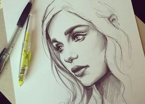 Rostos Desenhos: Aprenda A Desenhar Rostos