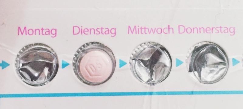 1. zyklus nach absetzen der pille