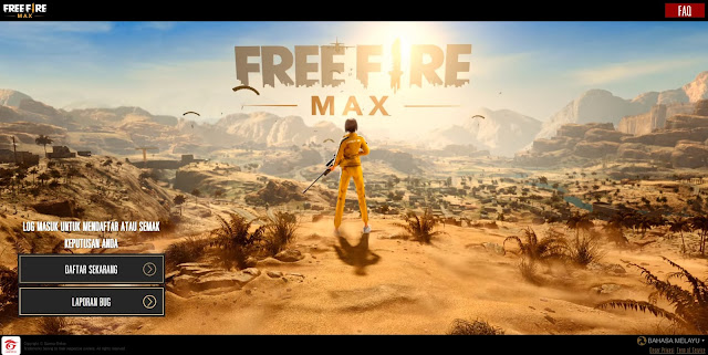 Apa itu Free Fire Max ? Periode CBT OS Apa Cara Download Part2