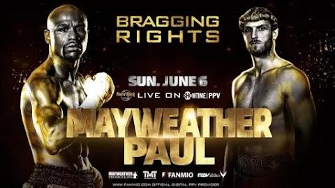 Mayweather vs Logan Paul live stream: How to watch