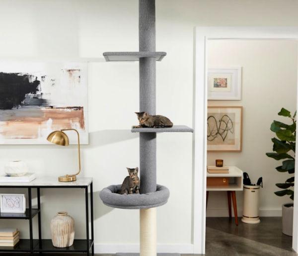 Frisco three level cat tree