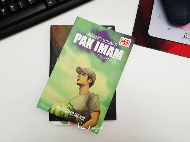 Review Novel | Pak Imam by Muhammad Rusydi a.k.a Abang Bikai