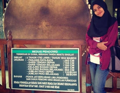 Tempat Wisata Masjid Agung Purworejo