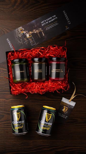 Guinness Christmas Gift Set - Spice & Nice