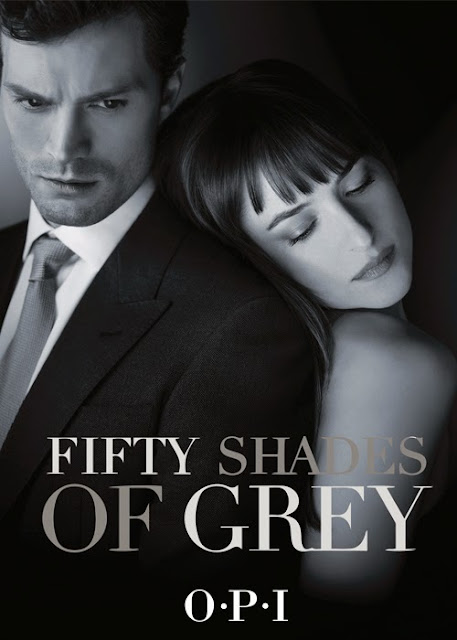 Limited Edition Fifty Shades of Grey O.P.I.