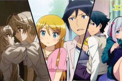 20 Anime Incest (Siscon/Brocon) Terbaik