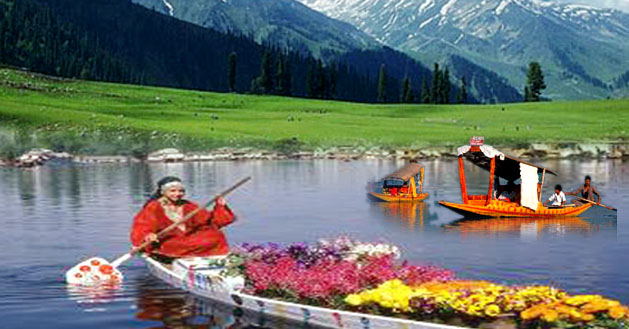 Tourist places of jammu and kashmir
