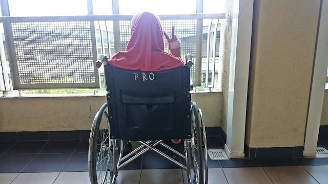 Pengalaman Menghidap Guillain Barre Syndrome (GBS)