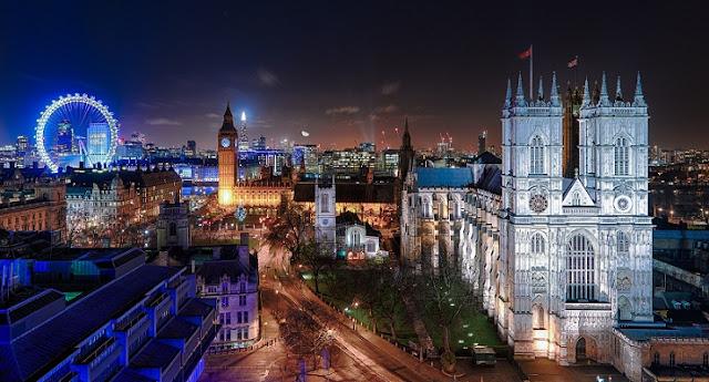 London, Kota Paling Menarik di Dunia