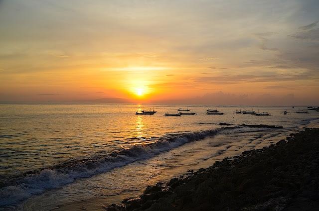 Pantai Labuhan Haji Lombok