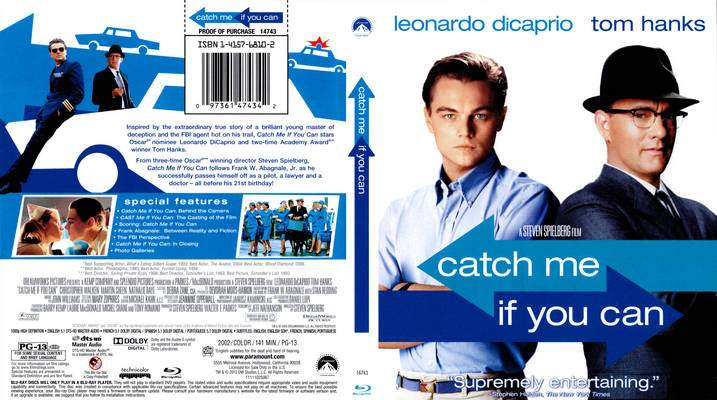 Catch Me If You Can Dual Audio Full Movie Download