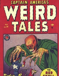 Captain America's Weird Tales