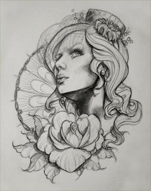 Female tattoo from Tattoo Gallery