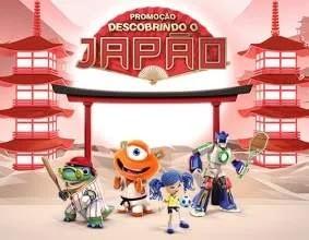 Cadastrar Promoção PBKids Descobrindo Japão Dia das Crianças