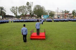Hari Jum'at 31 Mei 2019 ASN/ PTT Muba tetap Masuk kerja