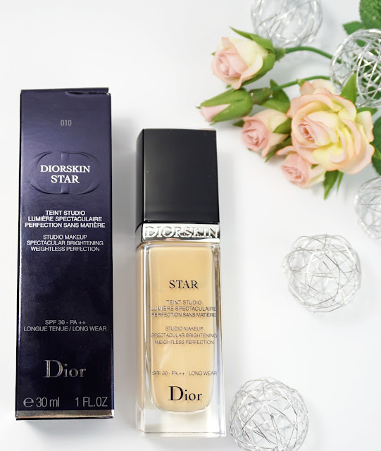 Dior - Diorskin Star Foundation (010 Ivory)