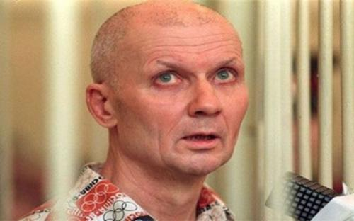 25 horrible serial killers of the 20th century 7. Andrei Chikatilo