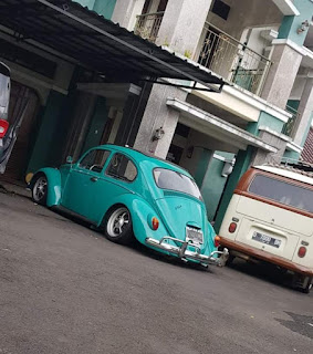 Jual Mobil Antik VW Kodok Kesayangan