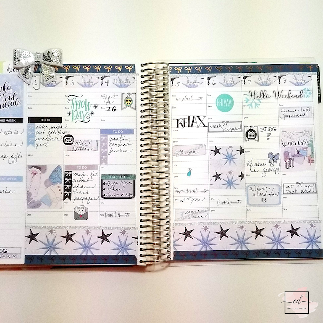 Free winter planner mini sticker kit - perfect for any planner spread!    #plannergirl #planneraddict #freebie #printables #planning