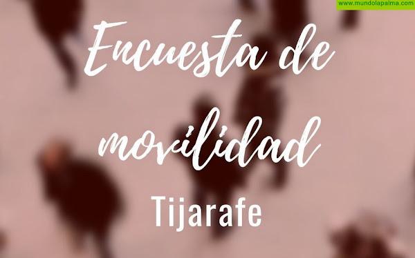 Tijarafe trabaja en la mejora de la movilidad en el municipio