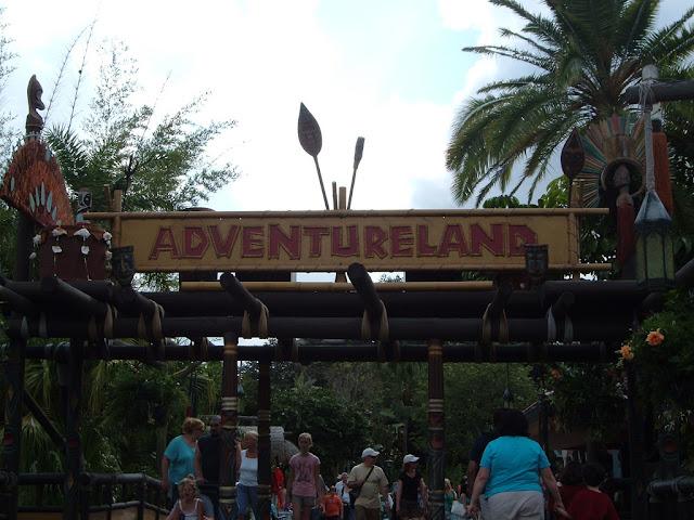 Gate of Adventureland