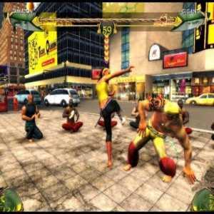 download martial arts capoeria pc game full version free