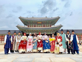 Paket Tour Halal Korea Selatan Cheria Holiday