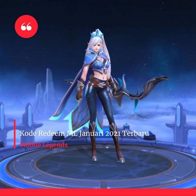 Cara Dapat Kode Redeem Mobile Legends (ML) 2021