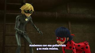 Ver Miraculous: Tales of Ladybug & Cat Noir Temporada 3 - Capítulo 11