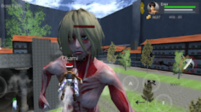 Download Attack on Titan Fanmade by Julhiecio