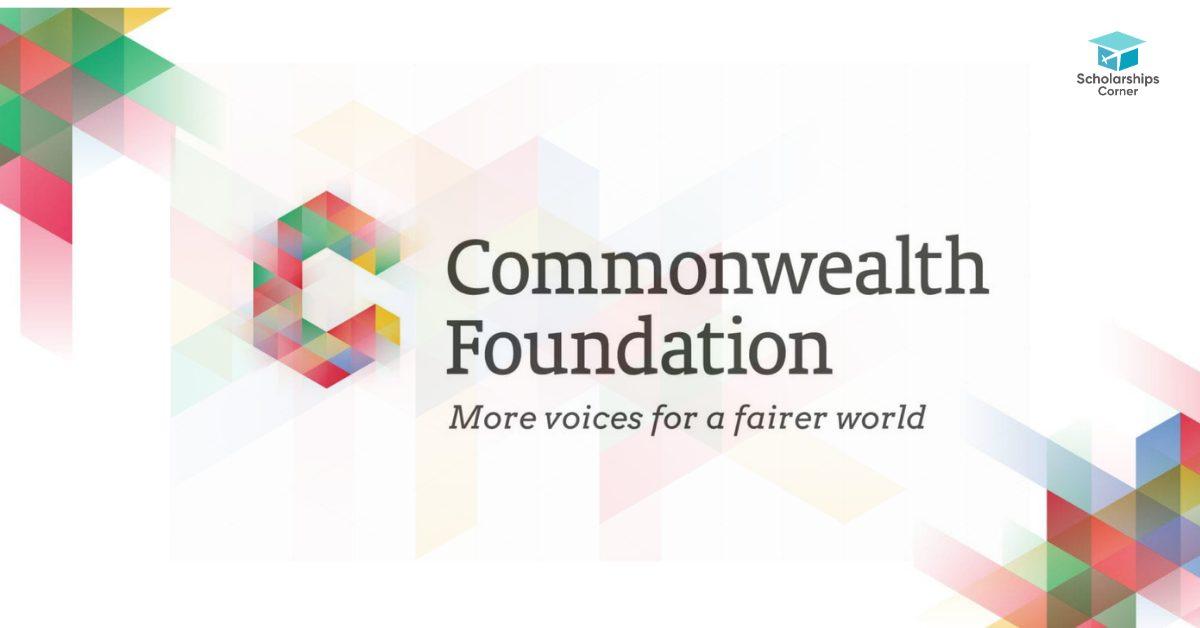 Stage  de la Fondation du Commonwealth au Royaume-Uni 2021