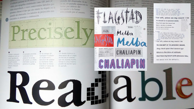 tipografia revistas