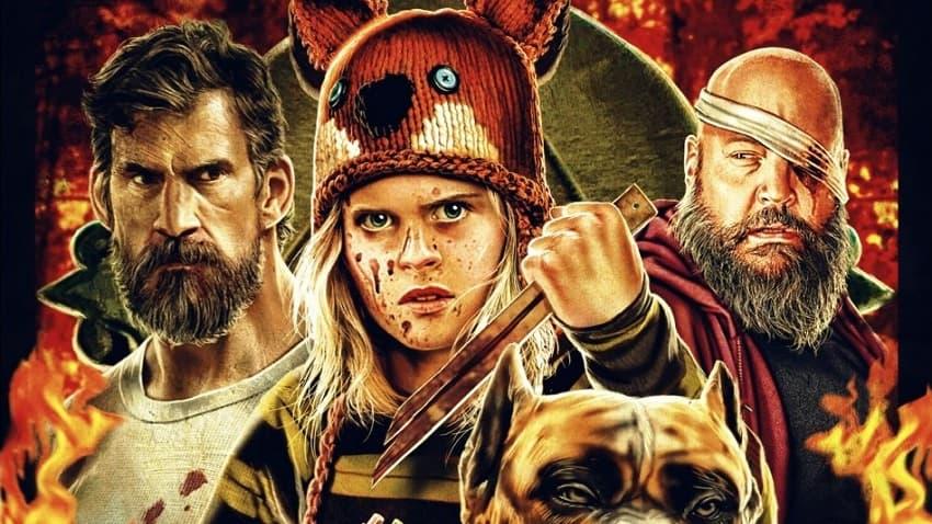 Рецензия на фильм «Бекки» - хардкорный хоррор с Лулу Уилсон и Кевином Джеймсом