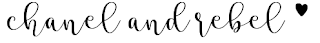chanelandrebel-potpis