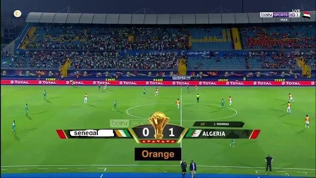 مشاهدة مباراة الجزائر والسنغال بث مباشر Live : algerie vs senegal 2019