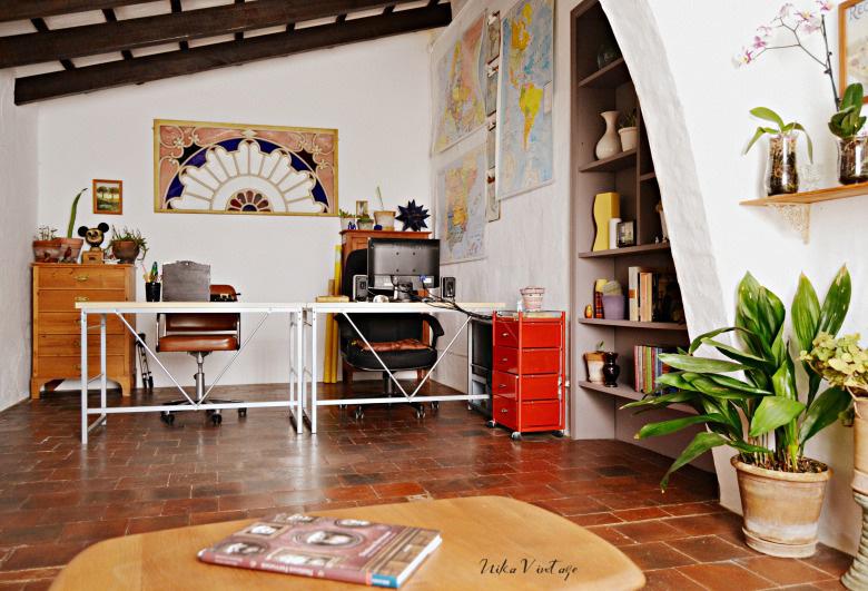 Exploraremos la decoración de mi despacho un antes y después que os encantará