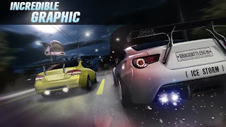 Drag Battle Racing Apk v2.46.20.a Mod Money Terbaru Gratis