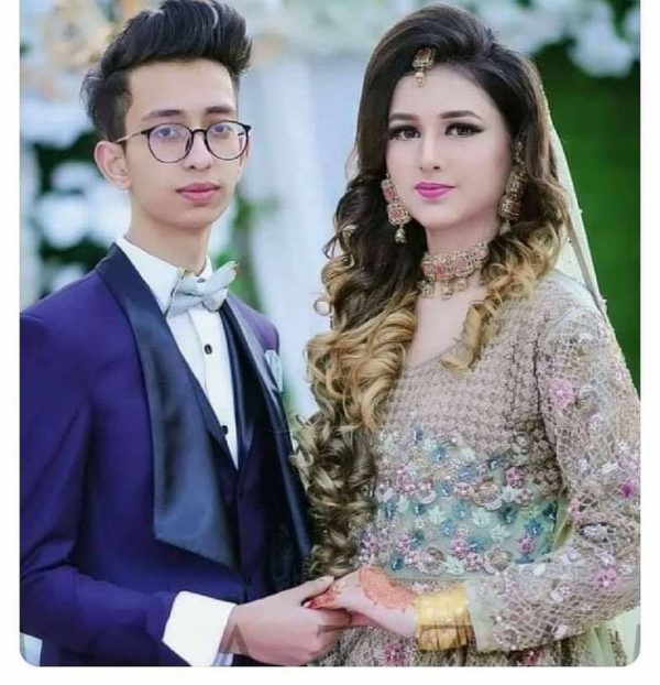 Pakistani 18 Years Old Couple
