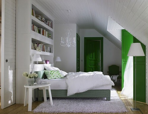 39 Attic Living Rooms That Really Are The Best: Attic Bedrooms Design
