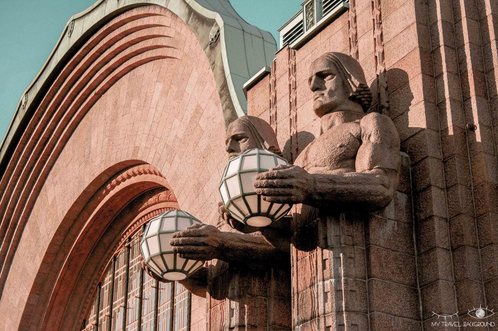 My Travel Background : 2 jours pour découvrir Helsinki, la capitale de la Finlande - Gare d'Helsinki