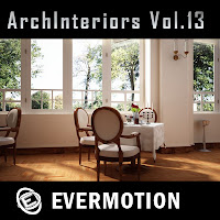 Evermotion Archinteriors vol.13 室內3D模型第13季下載